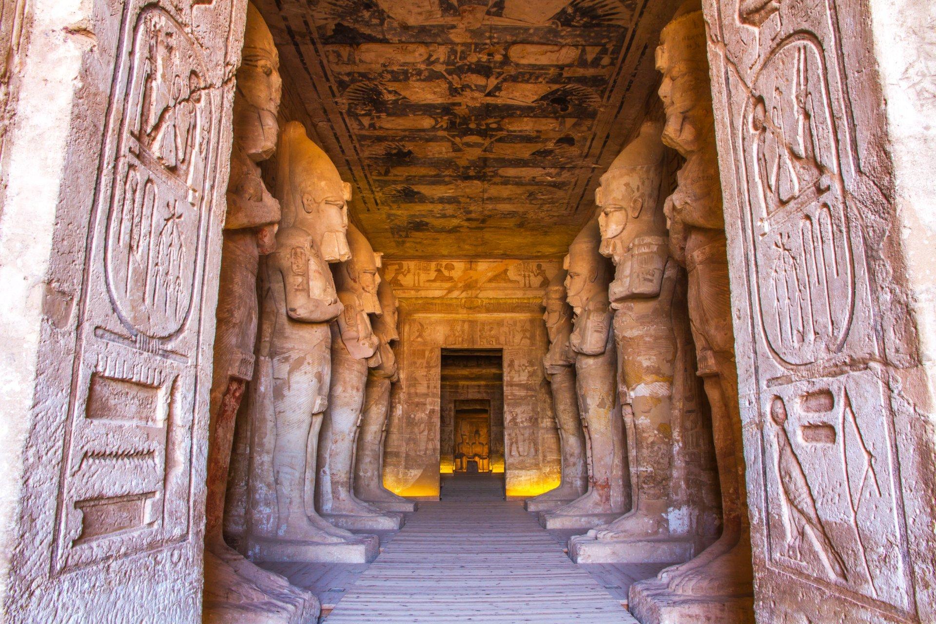 ROMANCE EN EGIPTO Y SEYCHELLES