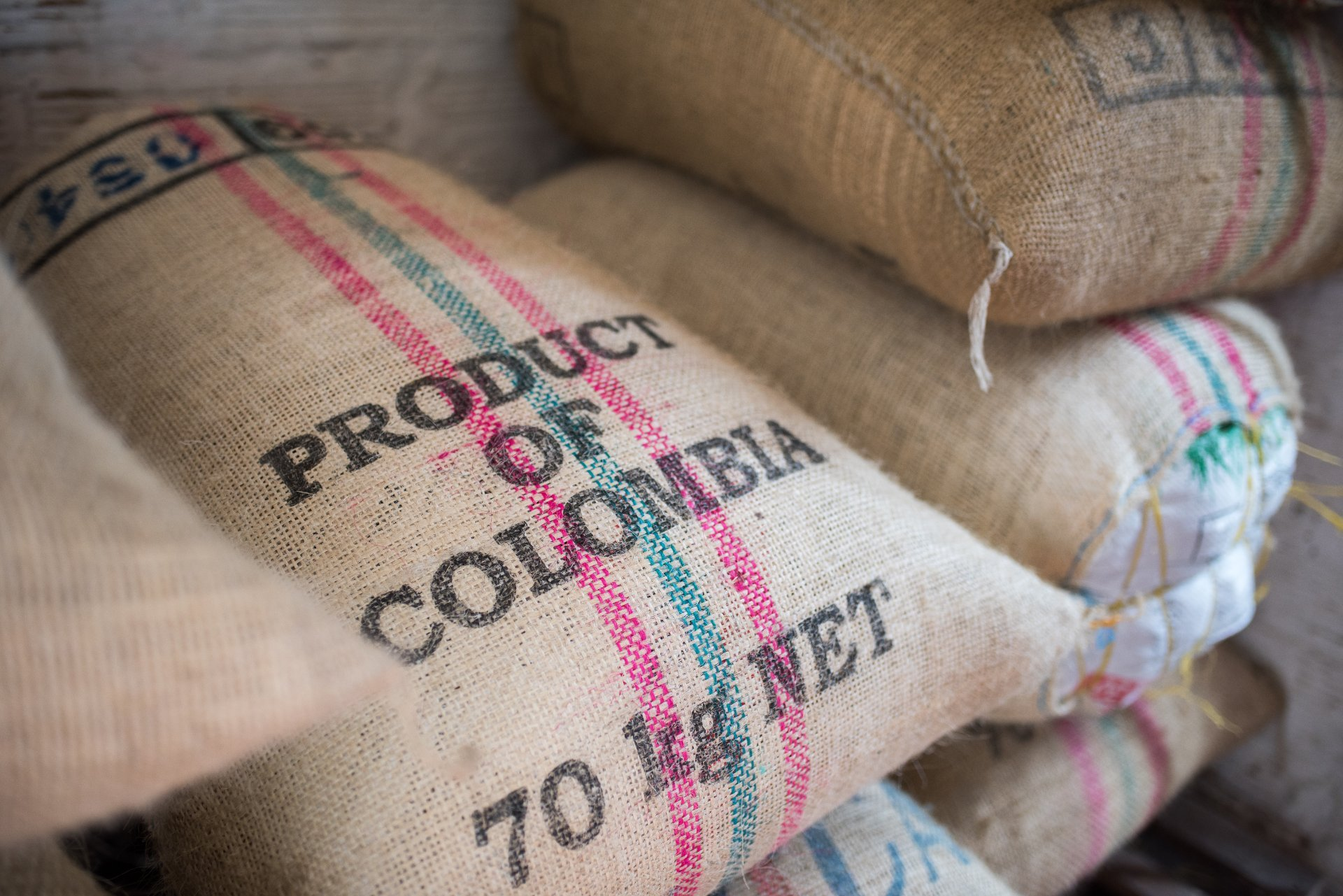 COLOMBIA Y LOS AROMAS DEL CAFÉ EN PRIVADO