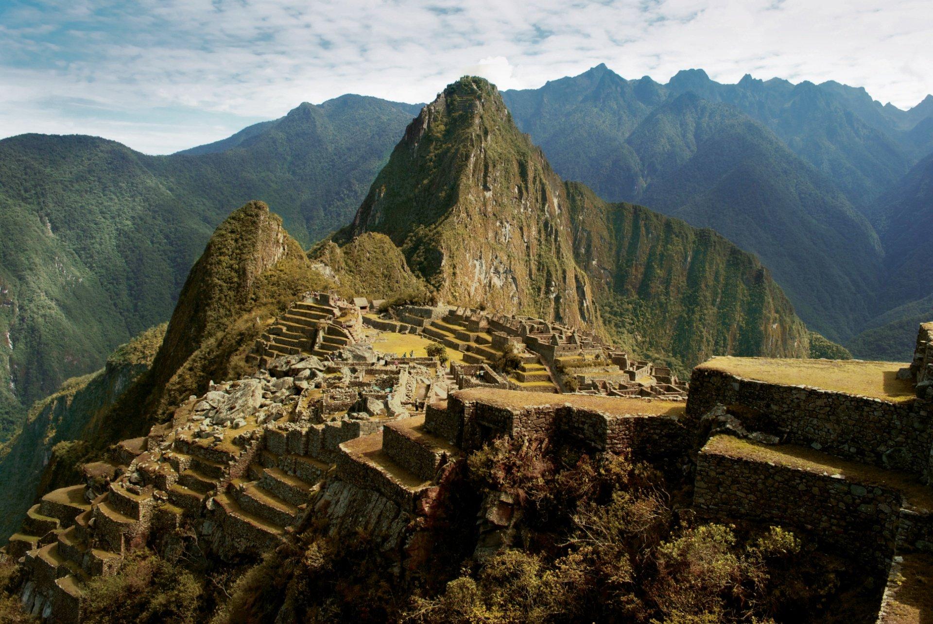 ENIGMA DE LOS ANDES Y CAMINO INCA