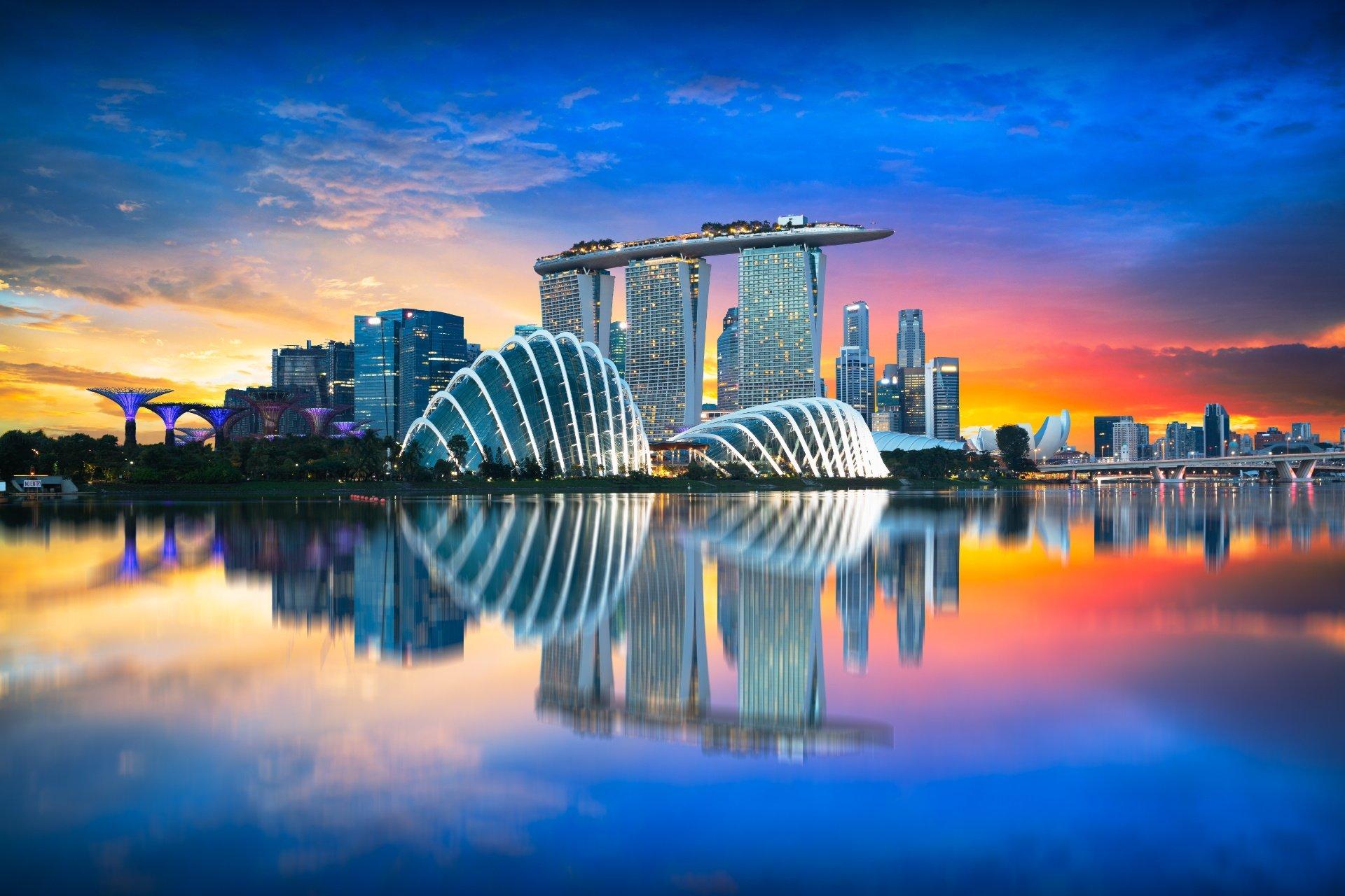 SINGAPUR Y BORNEO MALAYO