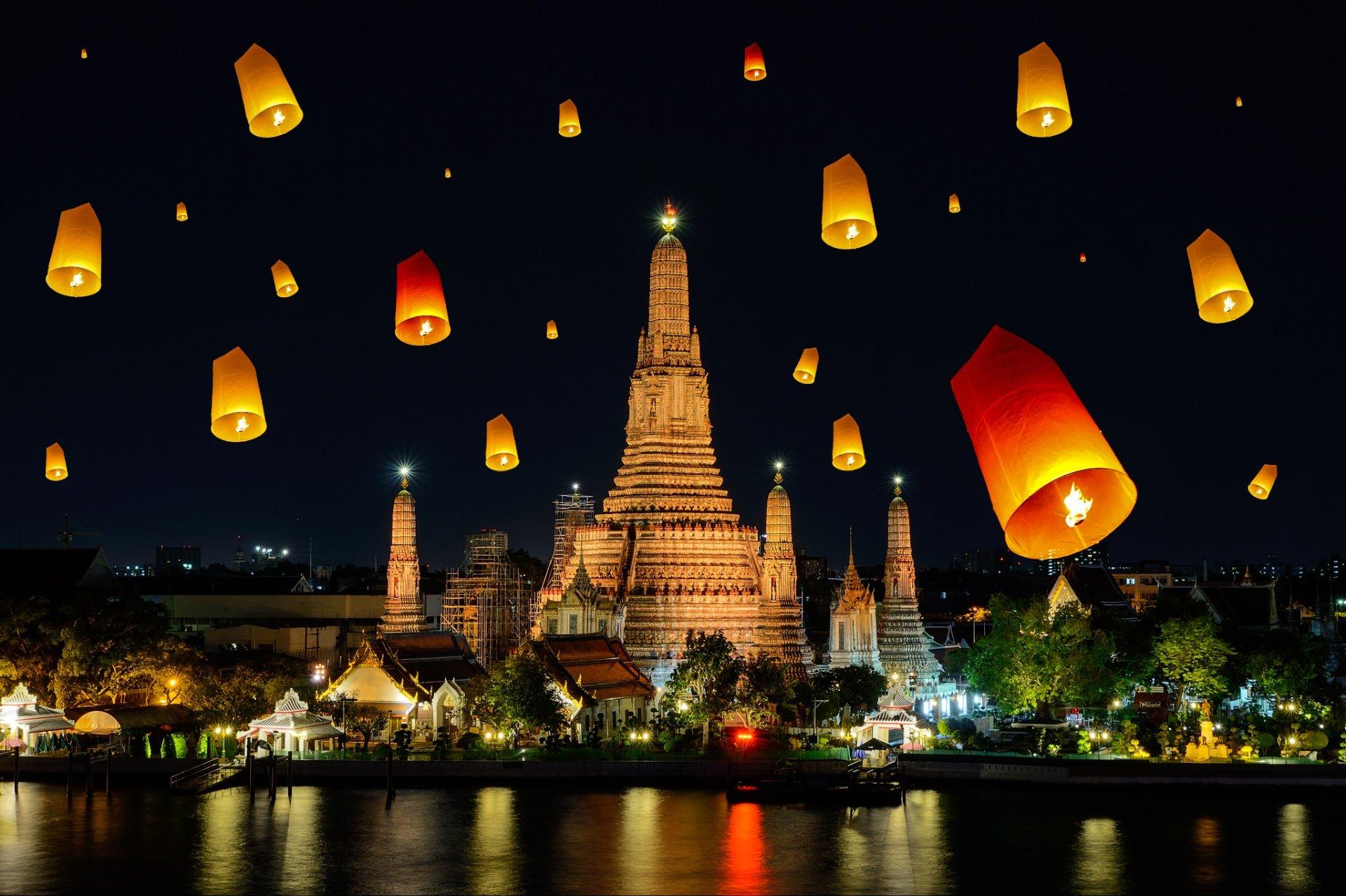 TAILANDIA IMPRESCINDIBLE CON ANGKOR