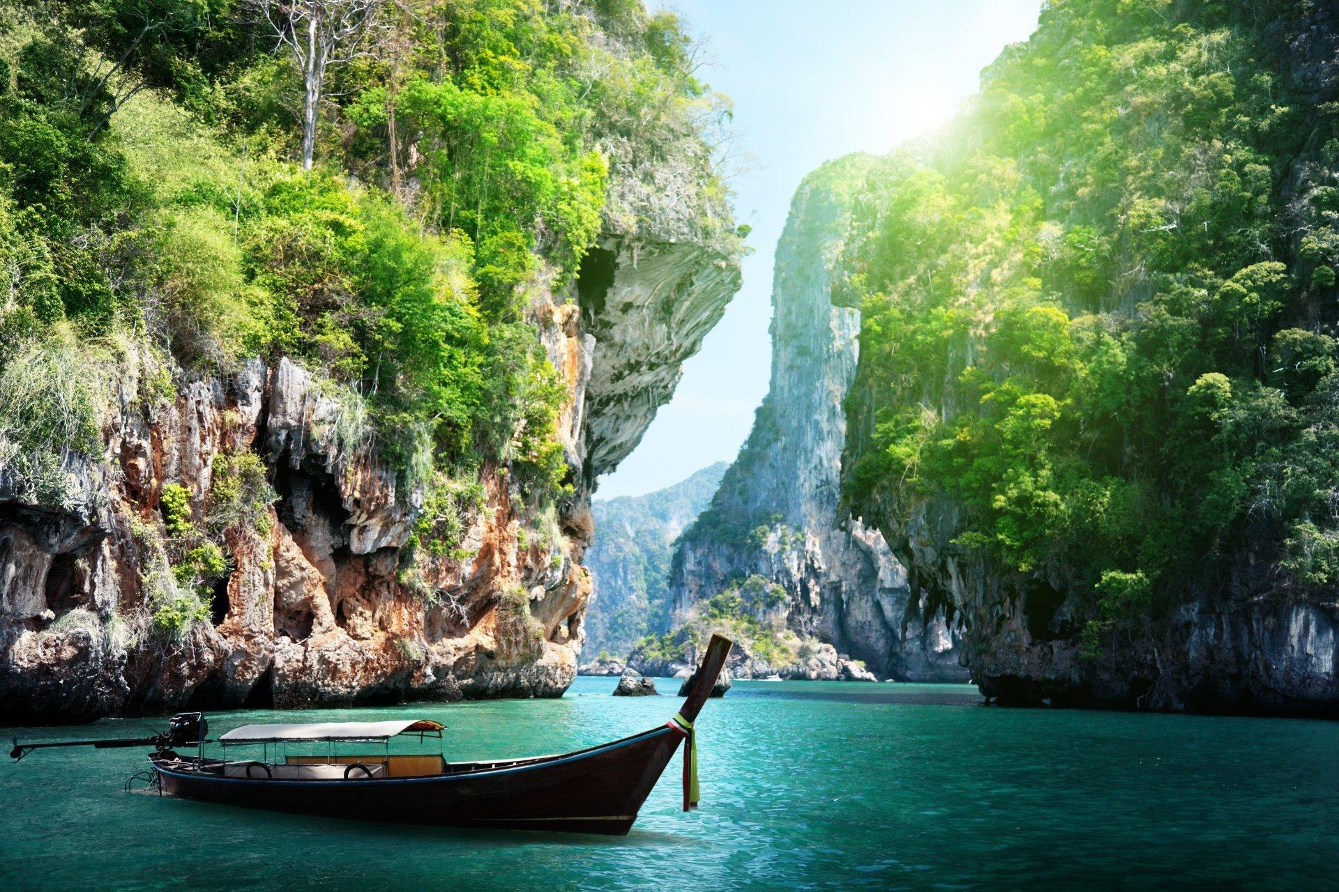 TAILANDIA SORPRENDENTE CON ANGKOR y KRABI