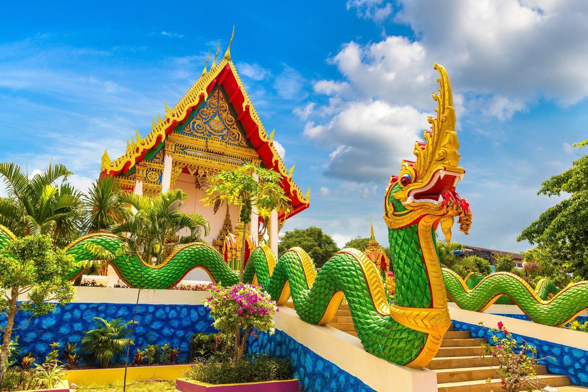 AIRES DE TAILANDIA y PHUKET