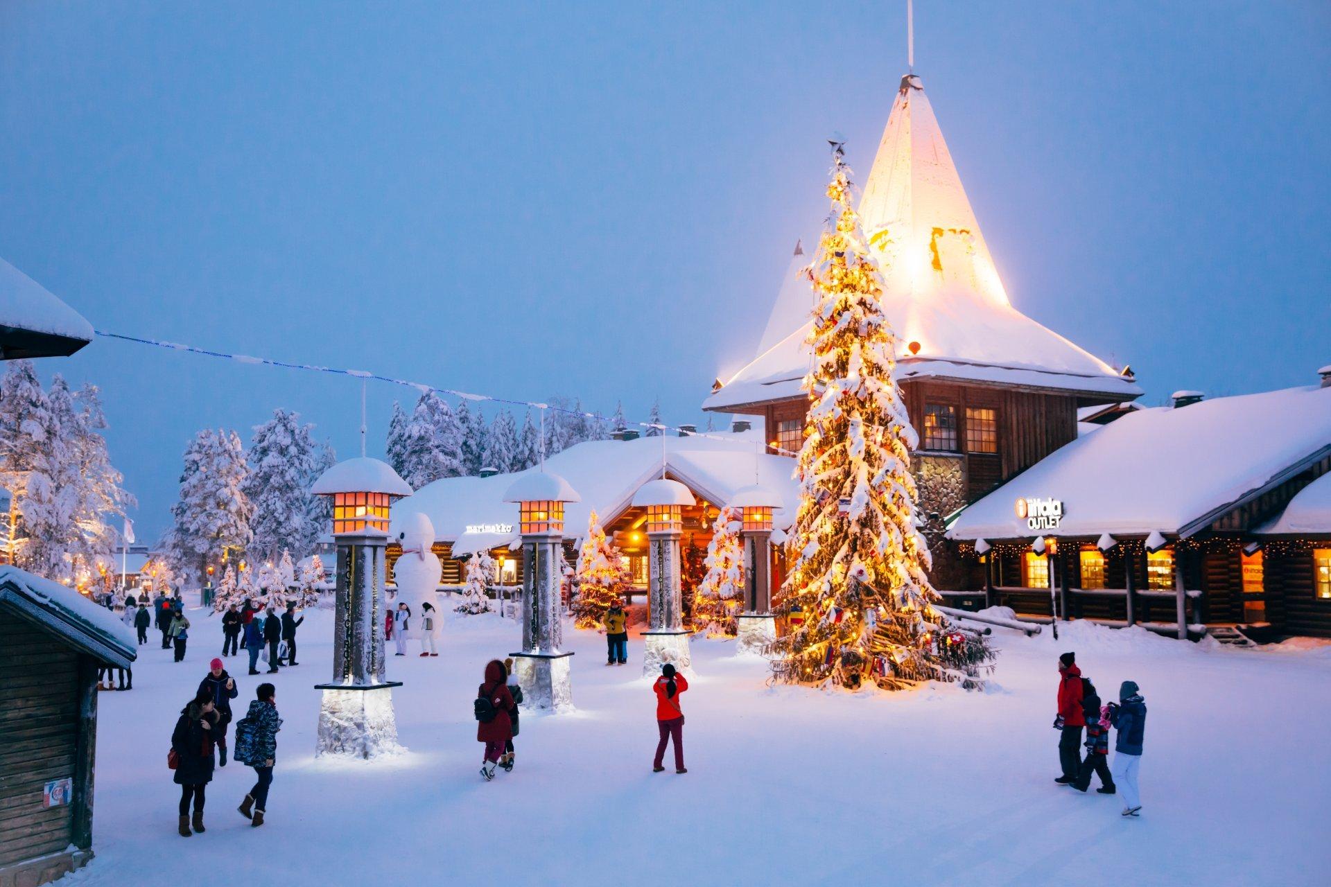 Escapada a Rovaniemi