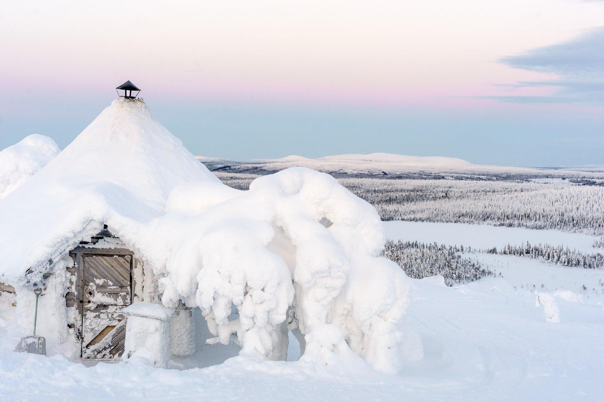 El nuevo Parque Nacional de Finlandia en Salla (Este de Laponia)