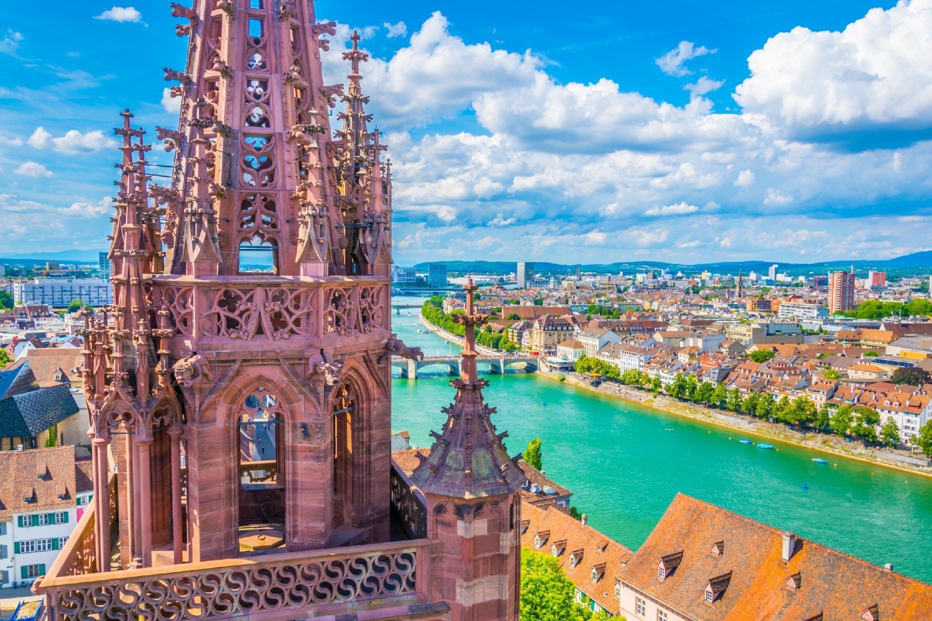 Basilea, una inspiración Suiza
