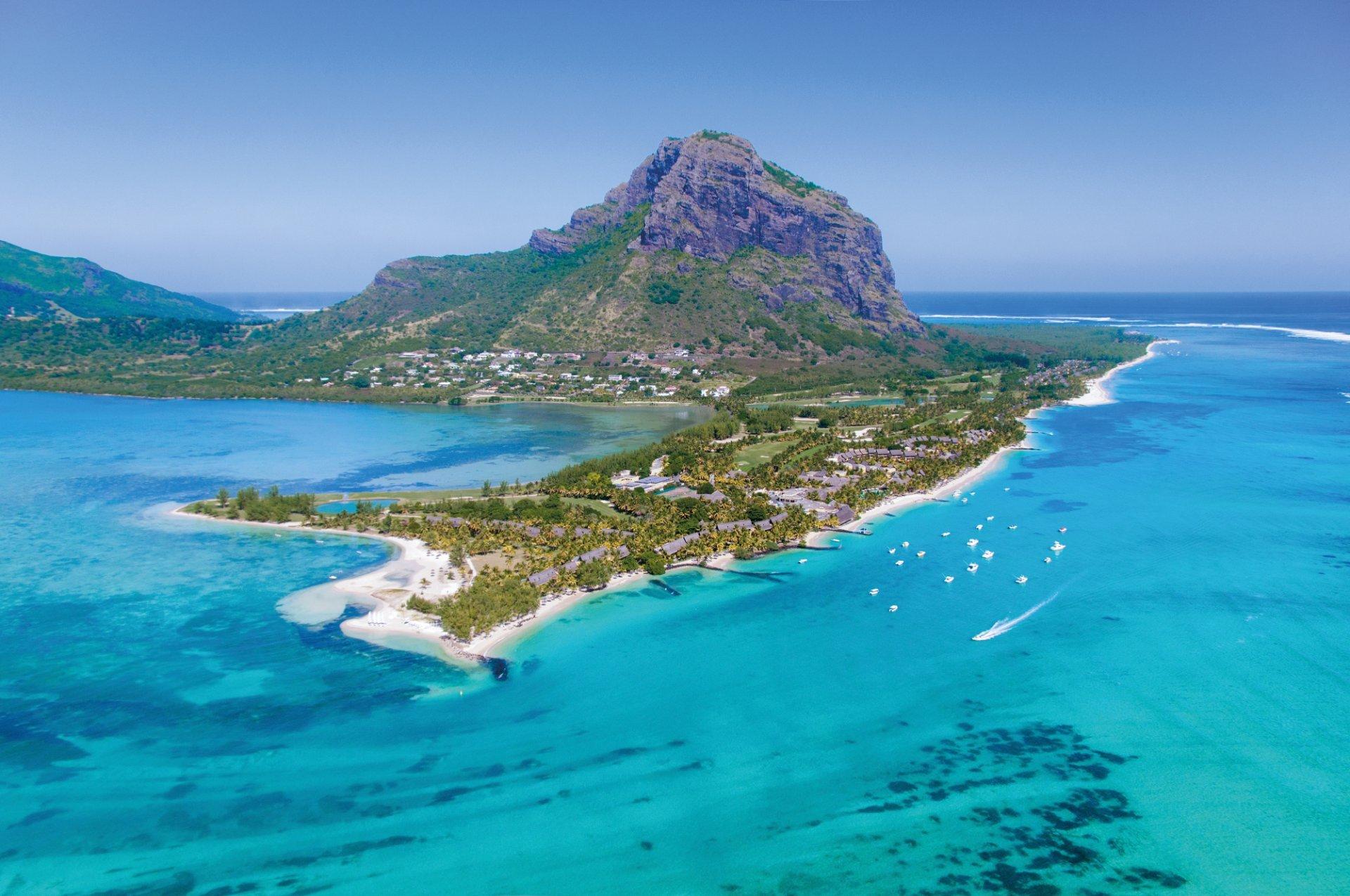 Le Morne, la montaña sagrada de Mauricio