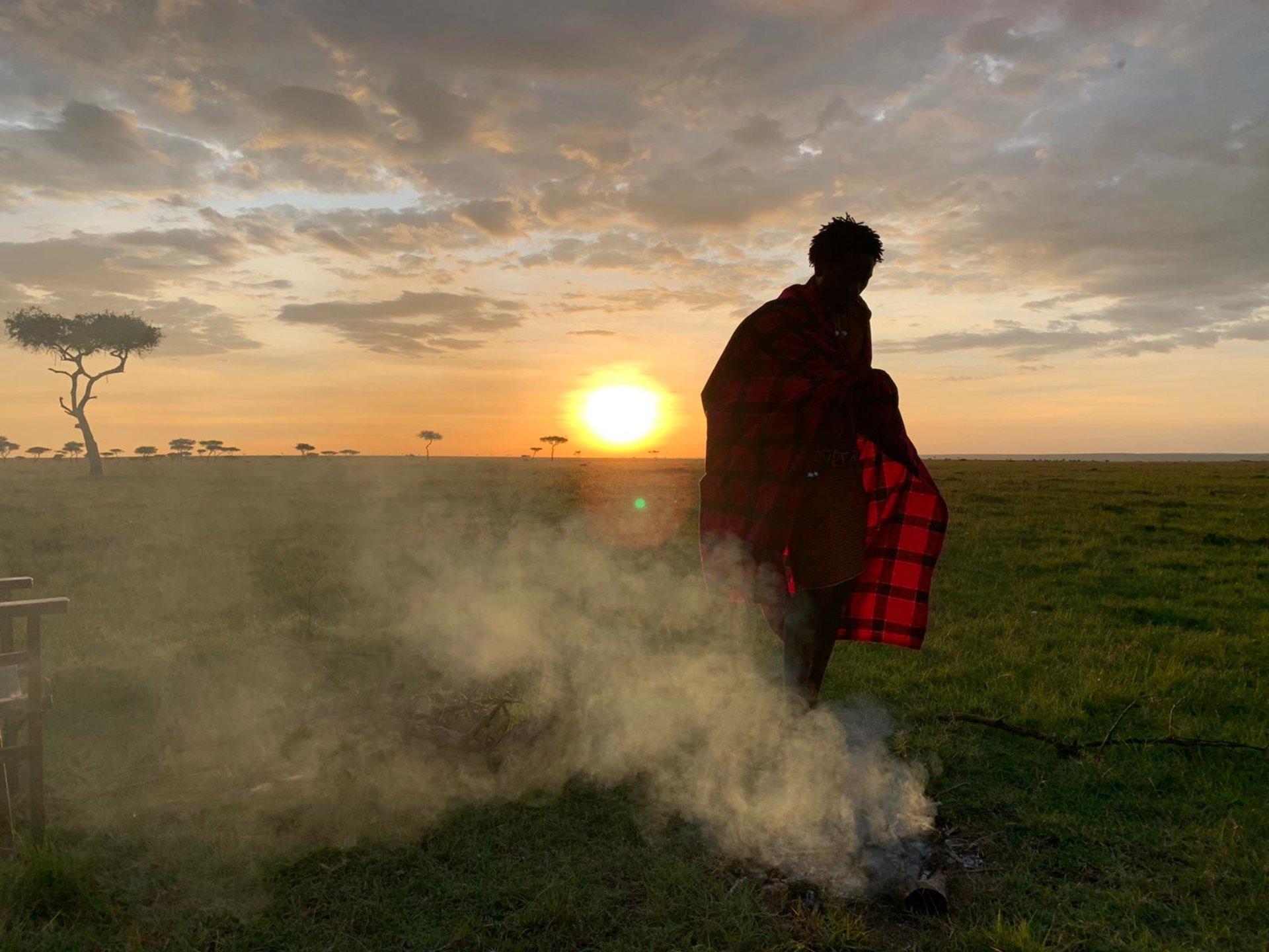 """Masai Mara: Cómo llegas a trabajar en el """"paraíso"""""""