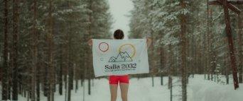 El paraíso nevado de Salla, ¿candidato a los JJOO de verano de 2032?