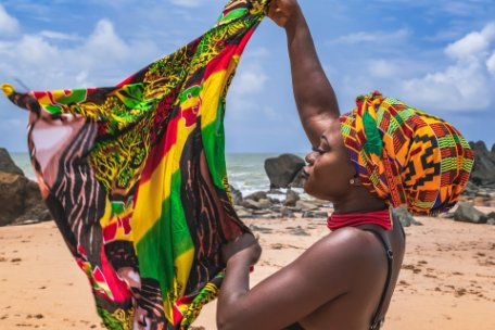 DESCUBRIENDO GHANA