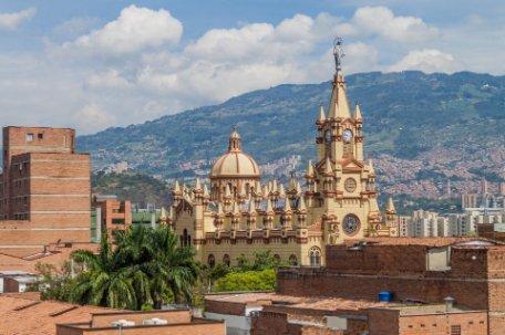 CIUDADES COLOMBIANAS QUE ENAMORAN