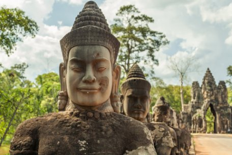 TAILANDIA SORPRENDENTE CON ANGKOR