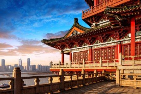 CHINA SINGULAR y PHUKET