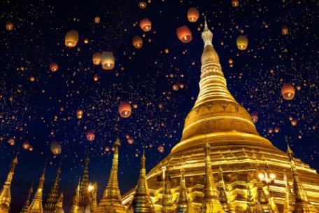 MYANMAR: EL PAíS DE LAS PAGODAS