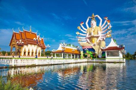 TAILANDIA SORPRENDENTE y KOH SAMUI