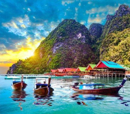 TAILANDIA DE NORTE A SUR y PHUKET