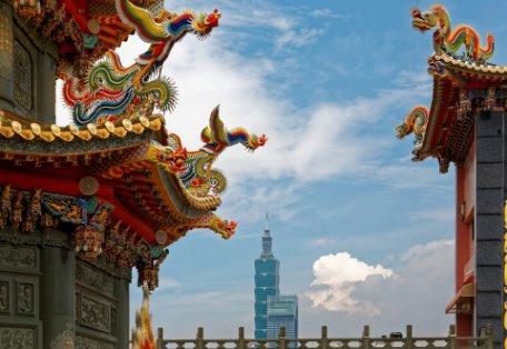 TAIWAN, ANTIGUA FORMOSA y KOH SAMUI