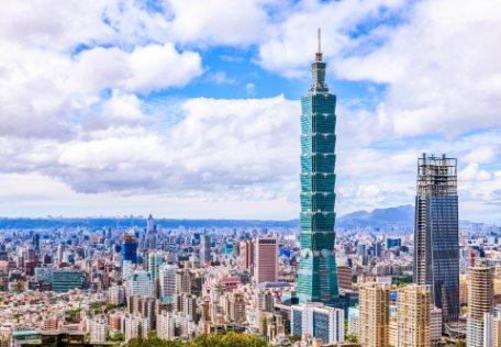 TAIWAN, ANTIGUA FORMOSA y PHUKET
