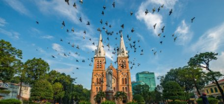 ICONOS DE VIETNAM Y LAOS