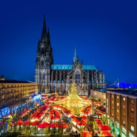 Mercadillos navideños europeos