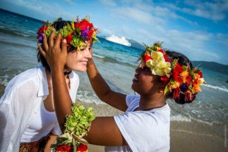 FIJI: CRUCERO CAPITÁN COOK DE 4 NOCHES POR LAS ISLAS NORTE DE LAS YASAWA