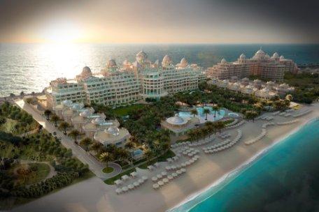 DUBÁI EN HOTEL RAFFLES THE PALM