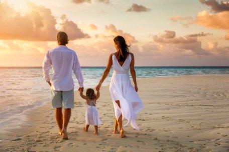 Es tiempo de Maldivas, también en familia