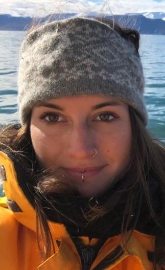 Belén García, Bióloga marina, marinera y guía de naturaleza en North Sailing