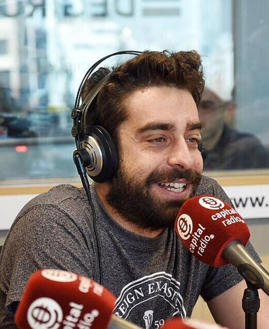 Carlos Sarralde, blogger de viajes y creador de contenidos