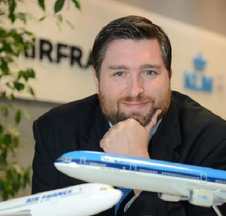 Fabrice Marchand, Director de Ventas para Agencias de Viajes
