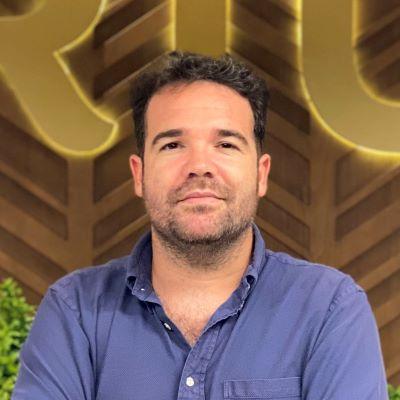 José María Graven, Sales Manager Hoteles RIU Maldivas