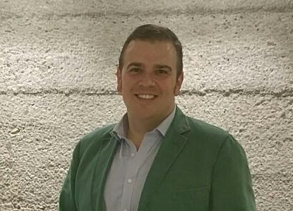 Luis González, Representante para España y Portugal hoteles Beachcomber (Mauricio)