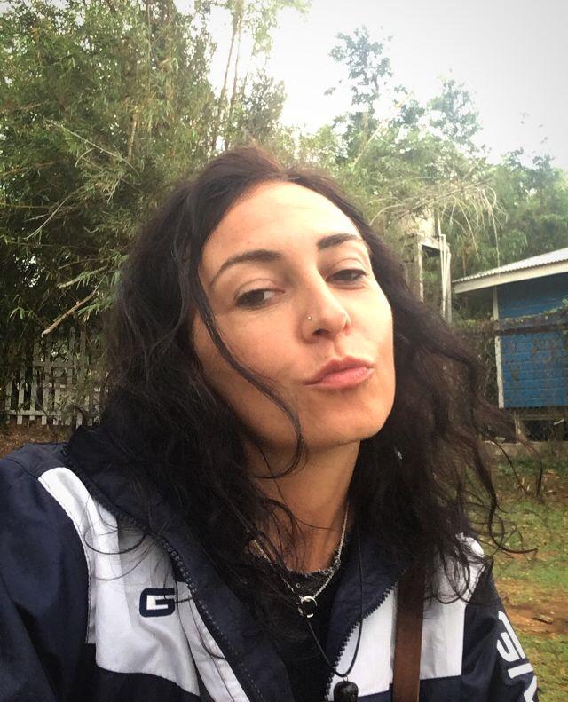 Melissa Bragaglia, staff Supervivientes Italia
