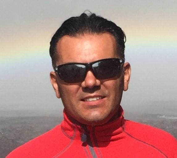 Pedro Gost, guía turístico experto en destinos árticos.