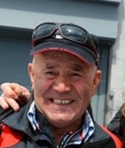 Roland Fontanive, escalador suizo.