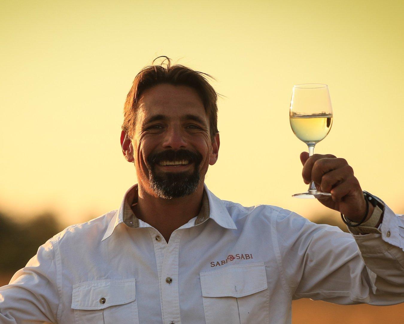 Stefan Schoeman, Director de alojamientos en Sabi Sabi (Sudáfrica)