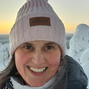 Paula Aspholm, Directora de la Oficina de Turismo de Salla